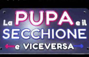La Pupa e il Secchione, nuova edizione