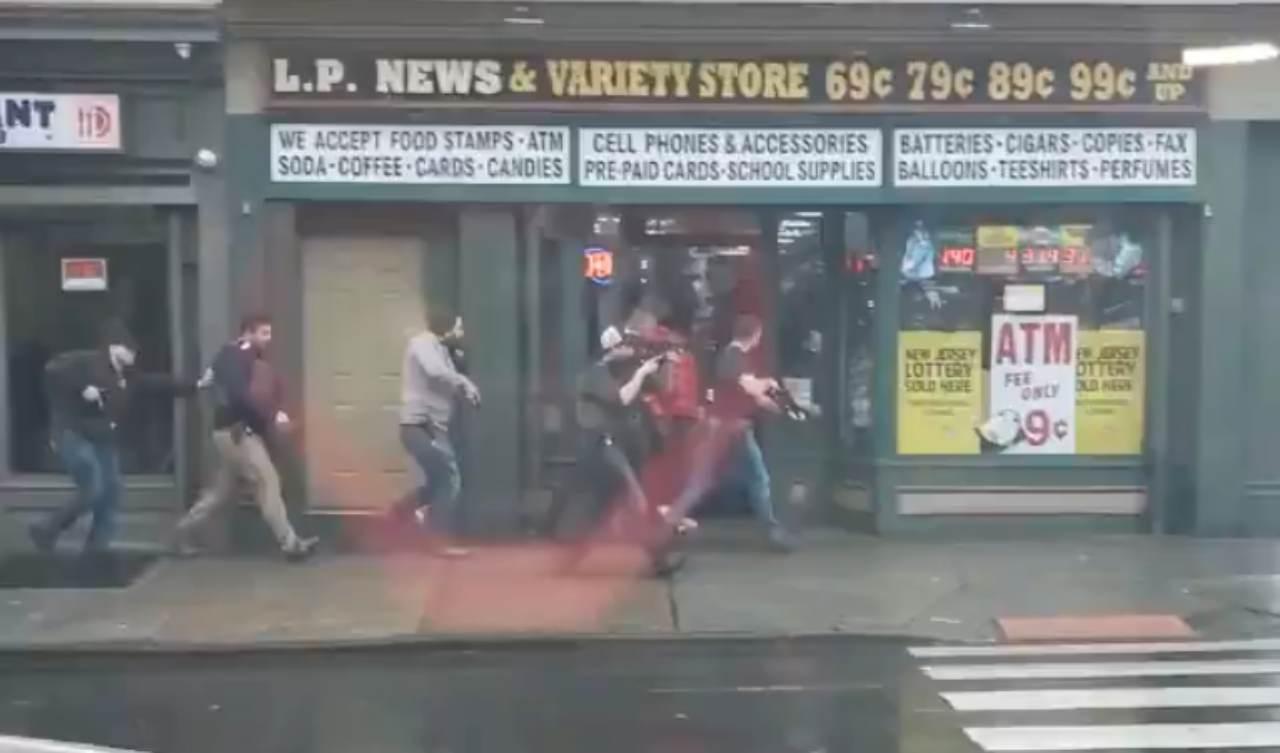 sparatoria New York