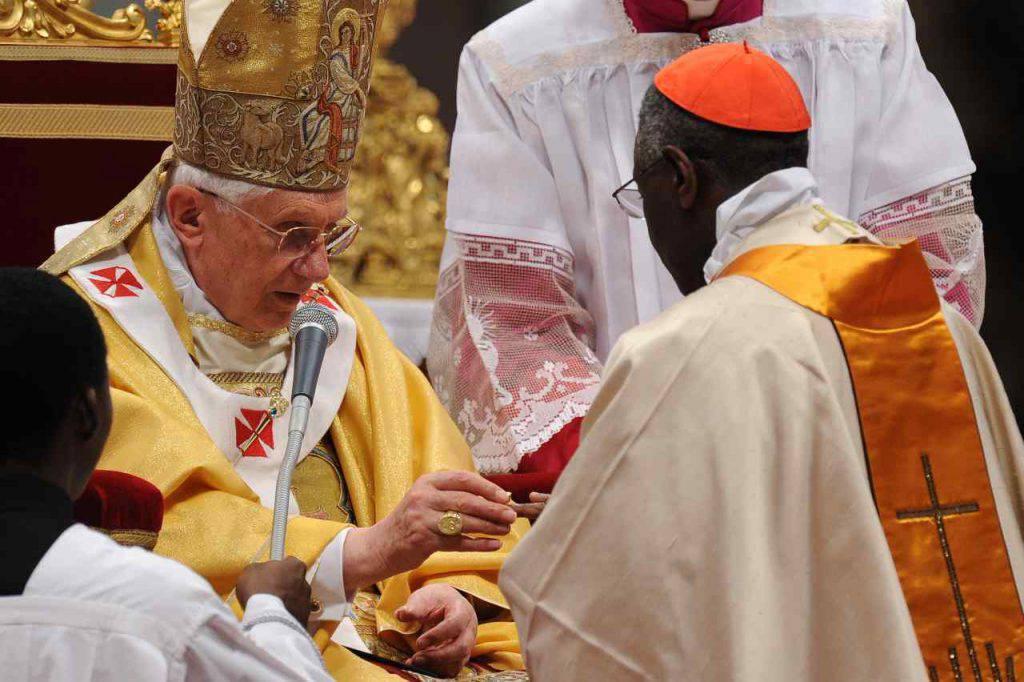 Celibato Ratzinger