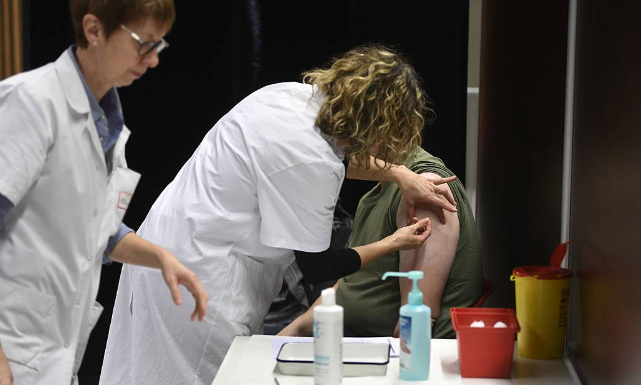 Vaccinazioni Italia