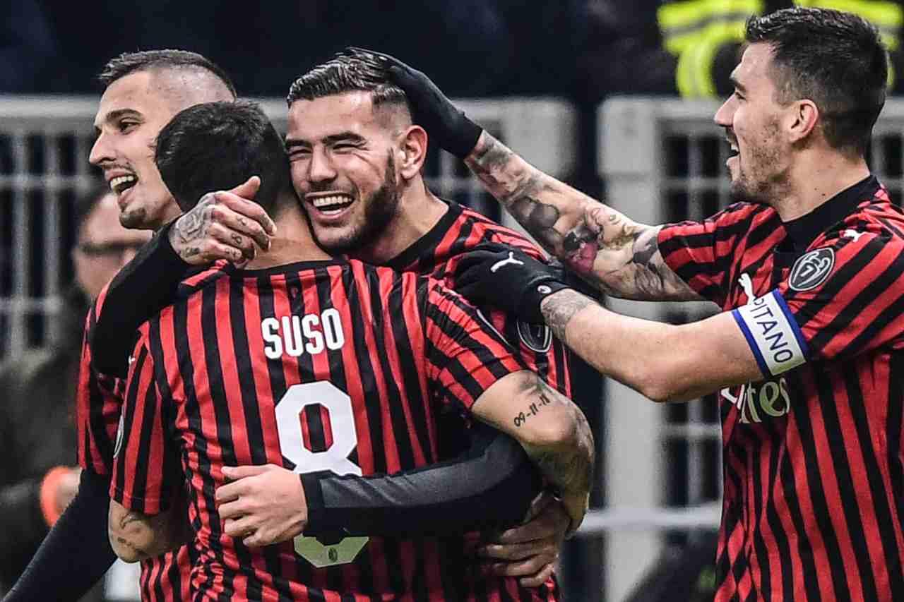 Milan Udinese streaming tv