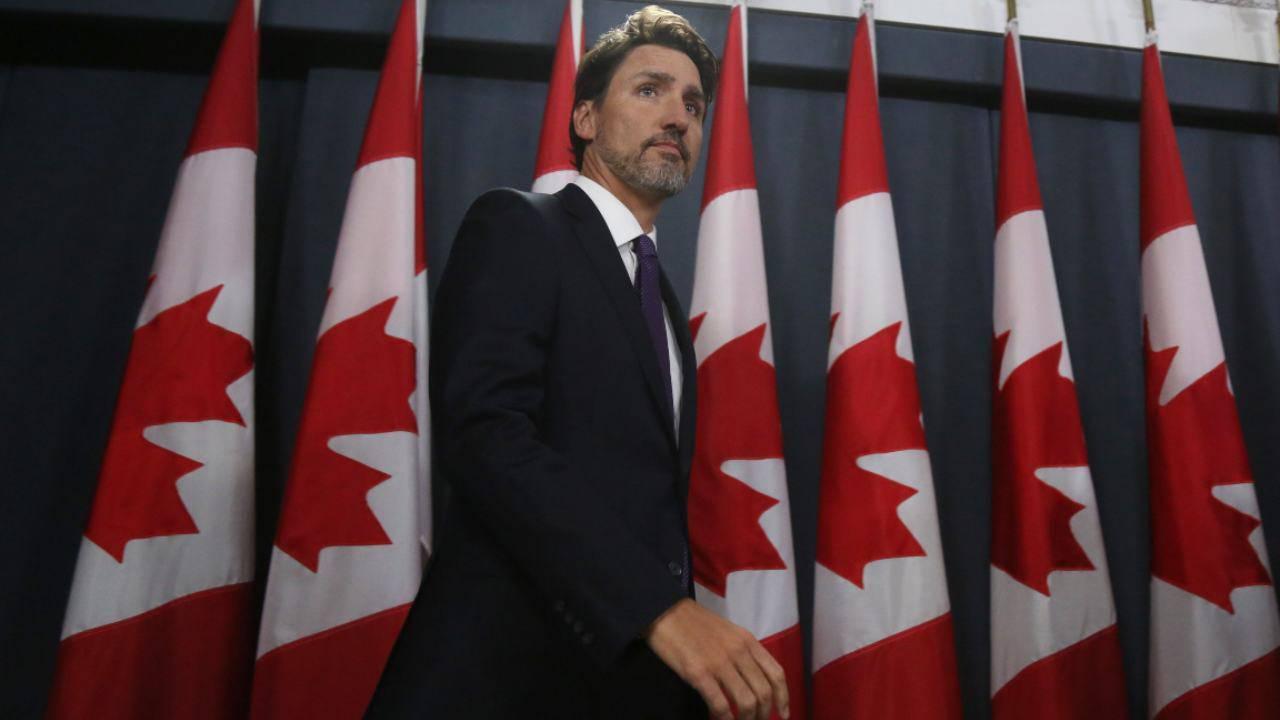 Canada trudeau Italia