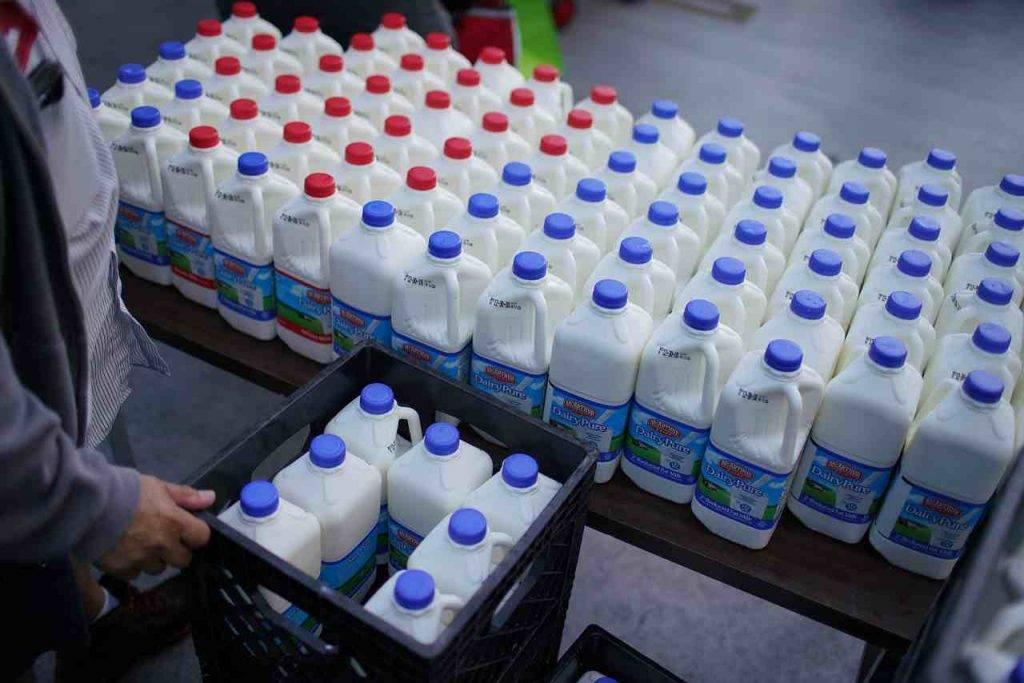 Latte fresco lunga conservazione