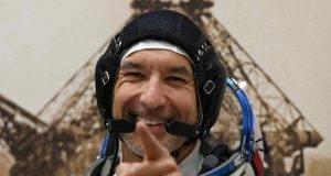 Luca Parmitano PSazio ESA Nasa