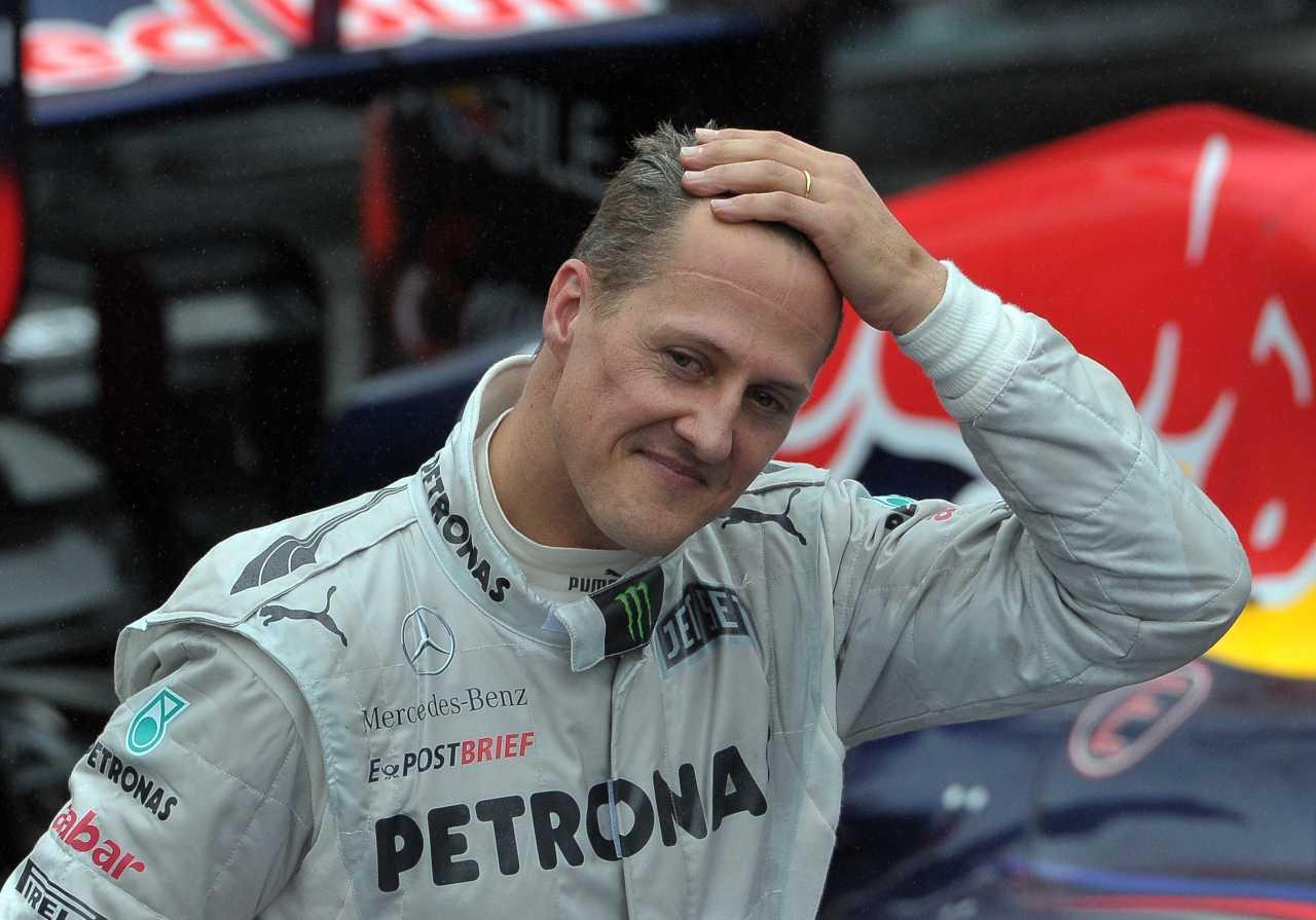 Schumacher Foto