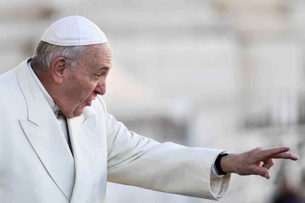 Papa Francesco ha congedato padre Georg