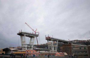 Genova, il Ponte Morandi