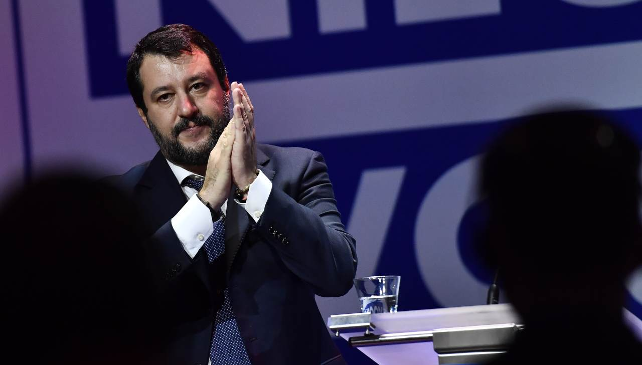 Matteo Salvini Elly Schlein video