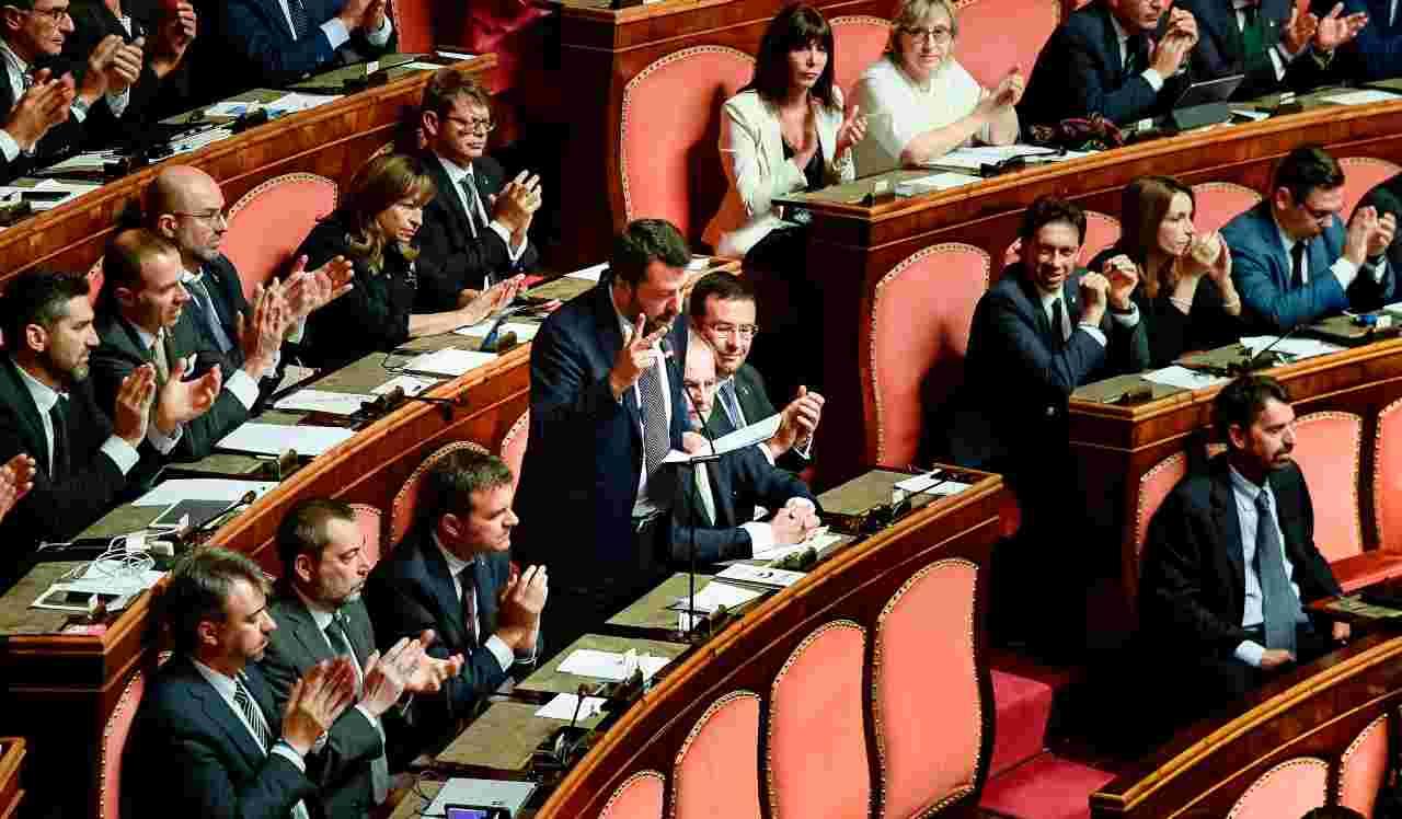 senato vitalizio politici