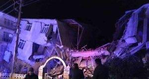 Terremoto in Turchia morti