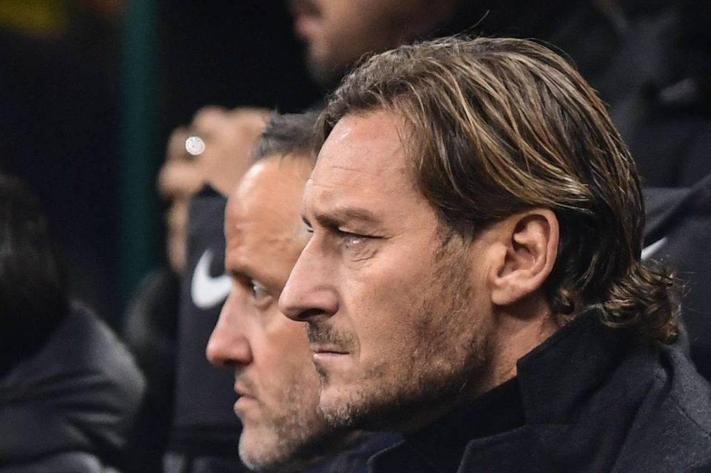 Mercato Roma, un like di Totti contro Florenzi scatena il caos