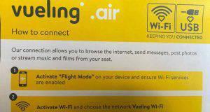 Wi Fi Vueling