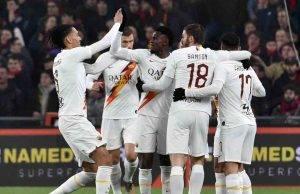 Genoa-Roma, Serie A