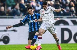 Inter-Cagliari, Serie A
