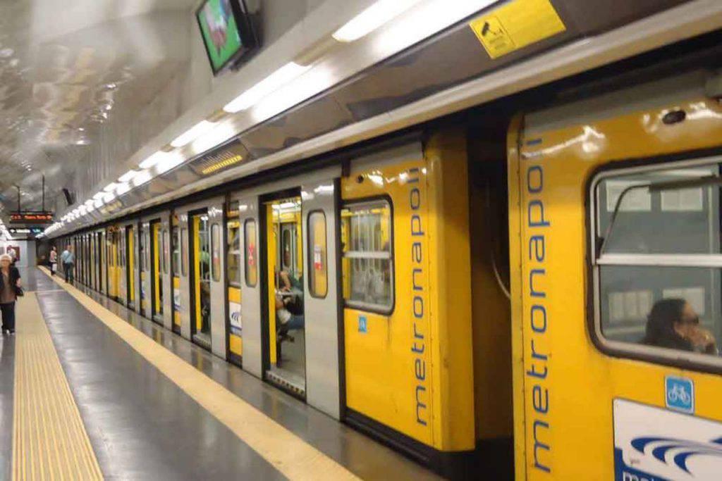 Metro Piscinola