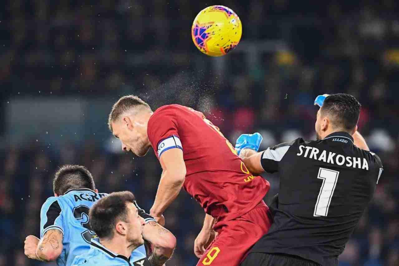 Roma-Lazio-Serie A