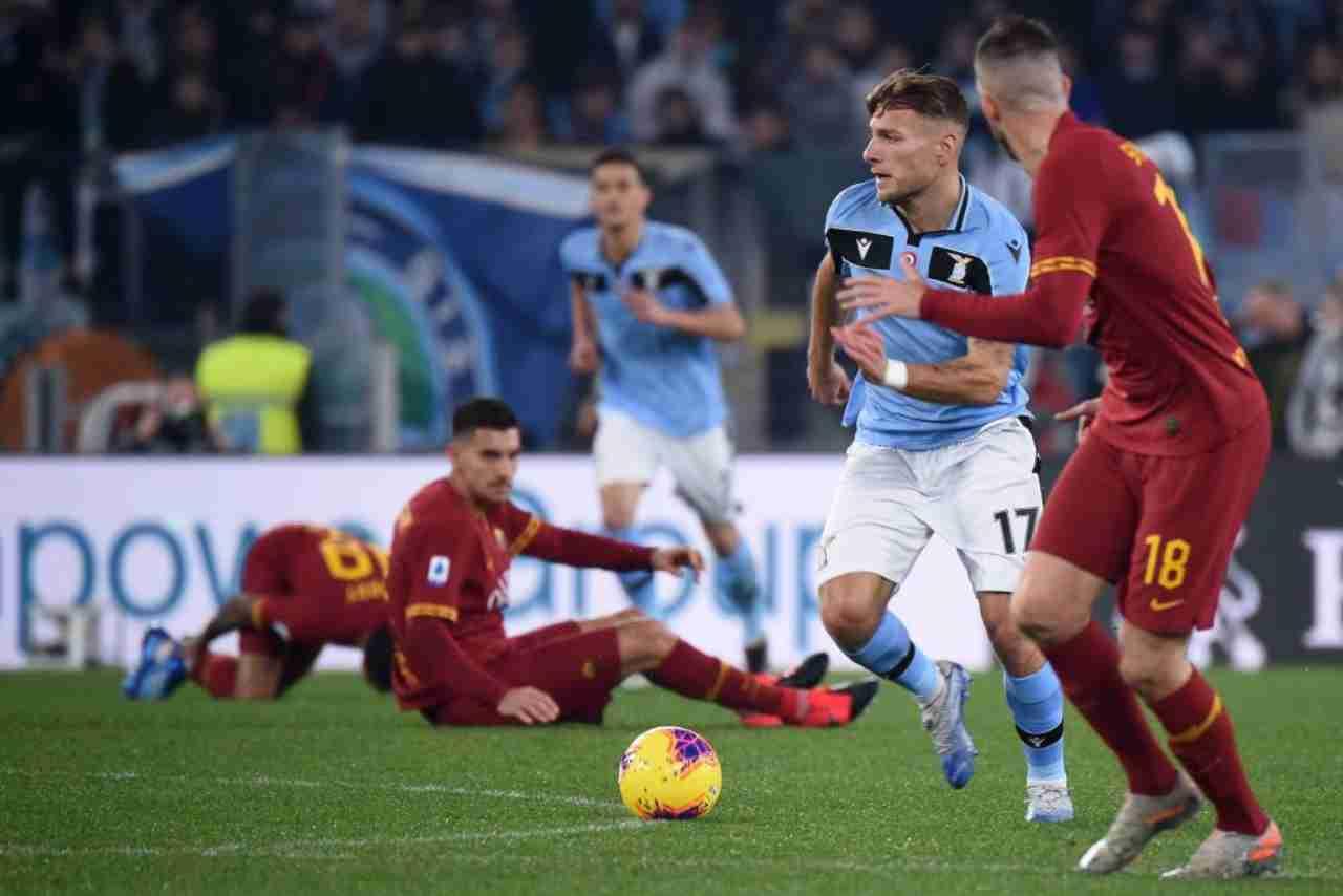 Roma-Lazio, Serie A