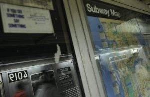 mappa metropolitana new york pannelli