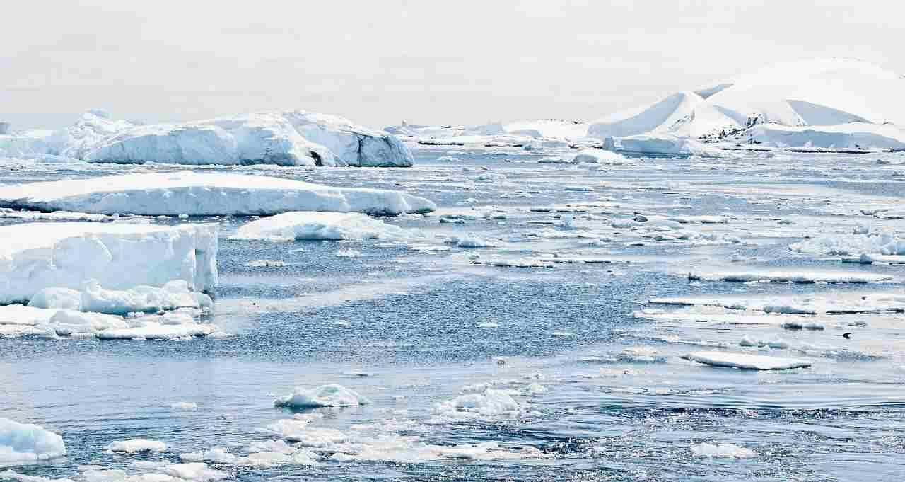 Antartide, clima impazzito