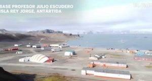 Antartide senza neve