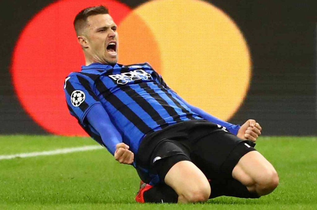 Atalanta Josip Ilicic Champions