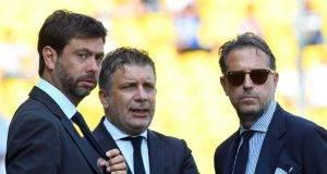 Calciomercato Juventus napoli allan