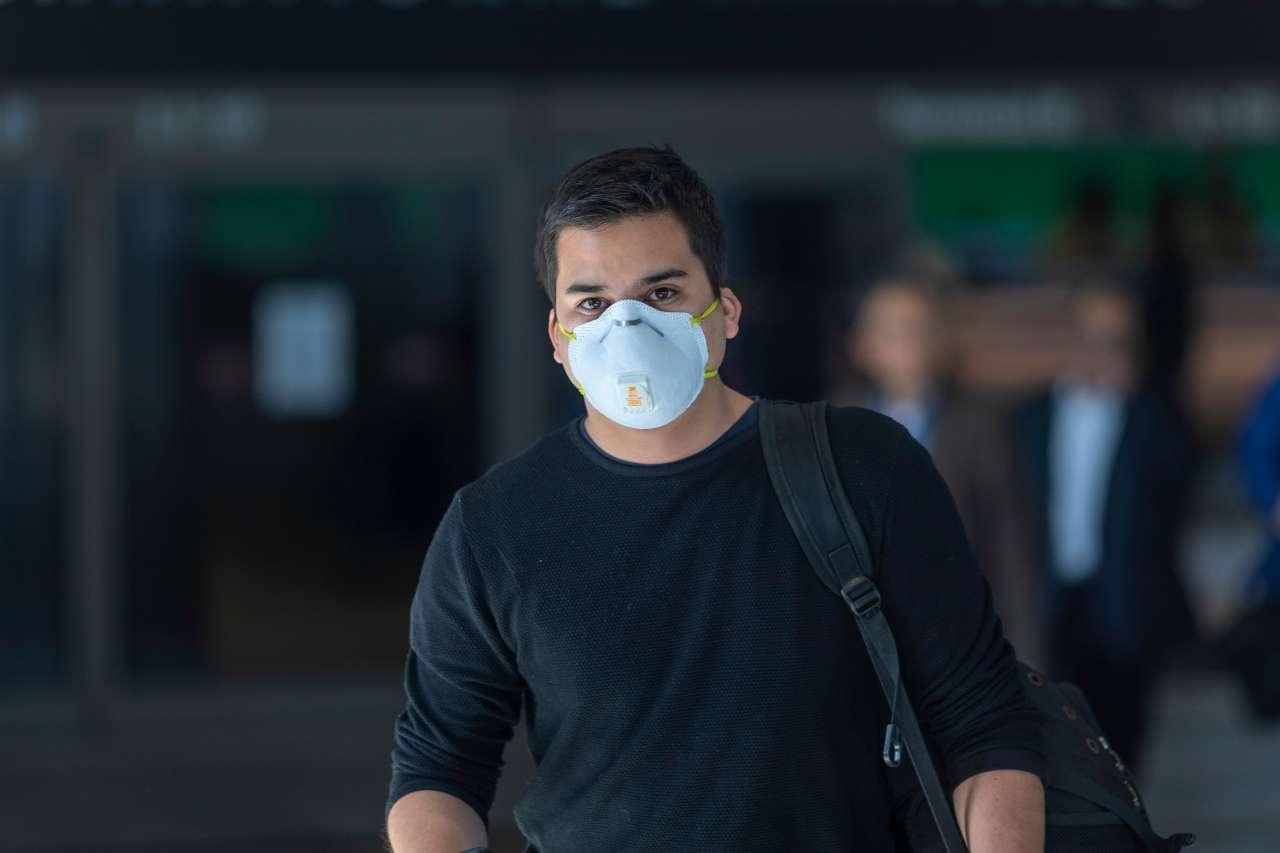 Coronavirus morto straniero