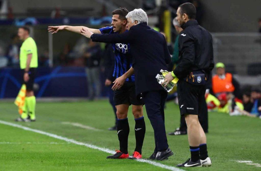 Gian Piero Gasperini Atalanta Champions