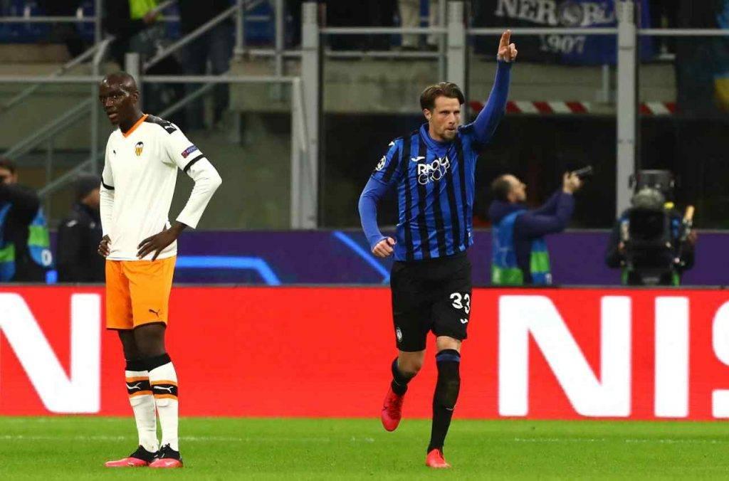 Hateboer Atalanta Champions League