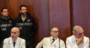 Sequestro Carabinieri NAS