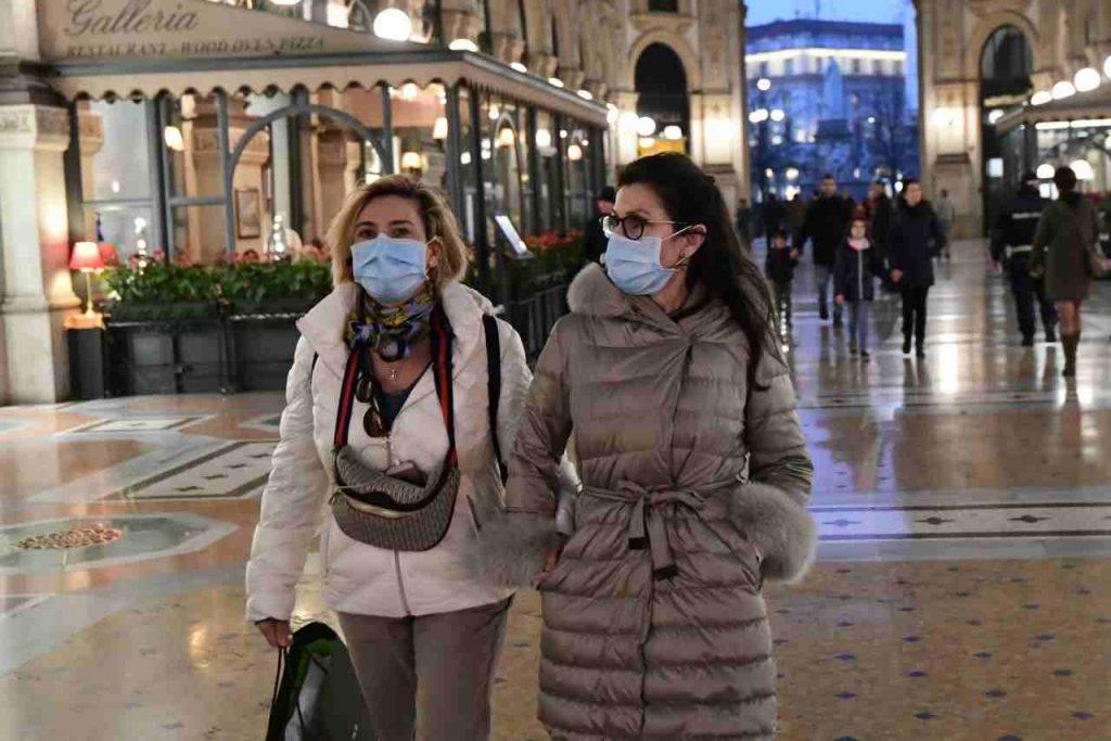 Italia turisti Coronavirus