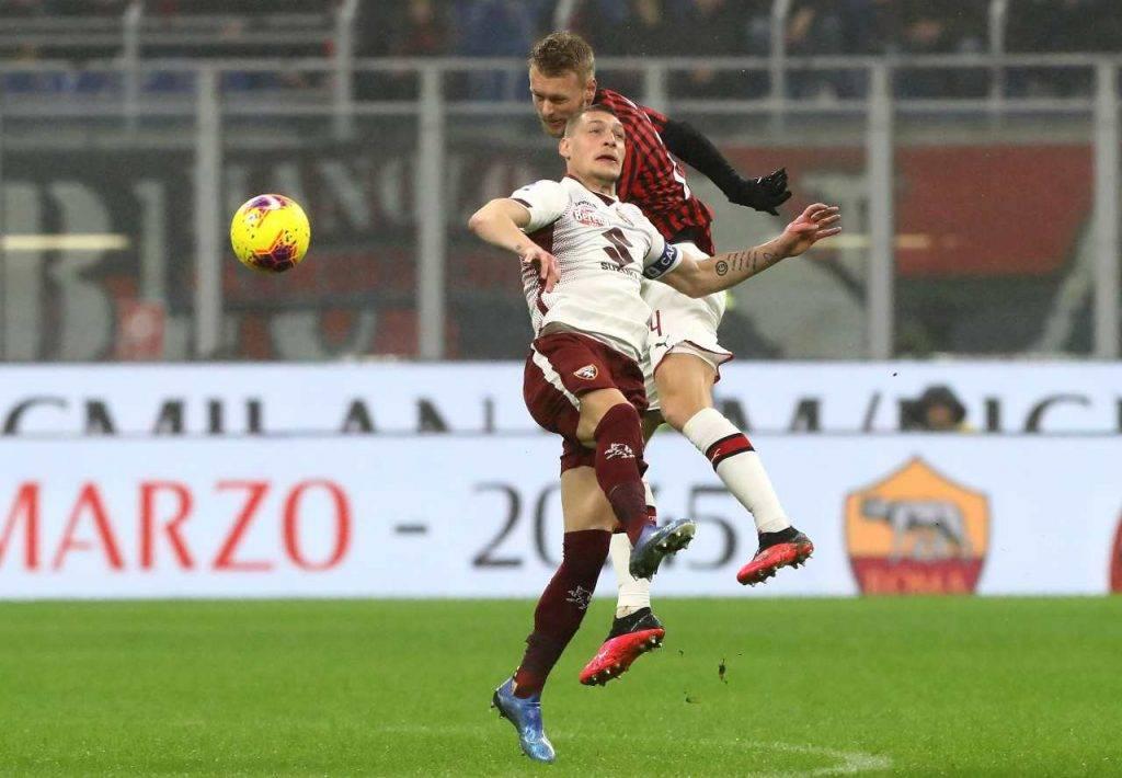 Milan-Torino highlights
