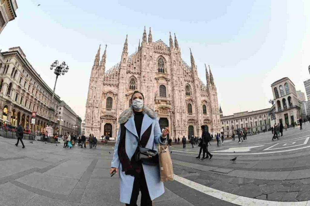 Milano Coronavirus ricerca