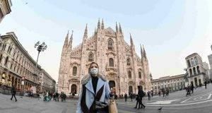 Milano turisti Coronavirus