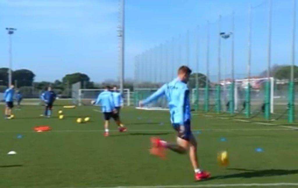Lazio, Milinkovic: