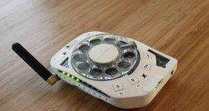 Rotary Cell smartphone