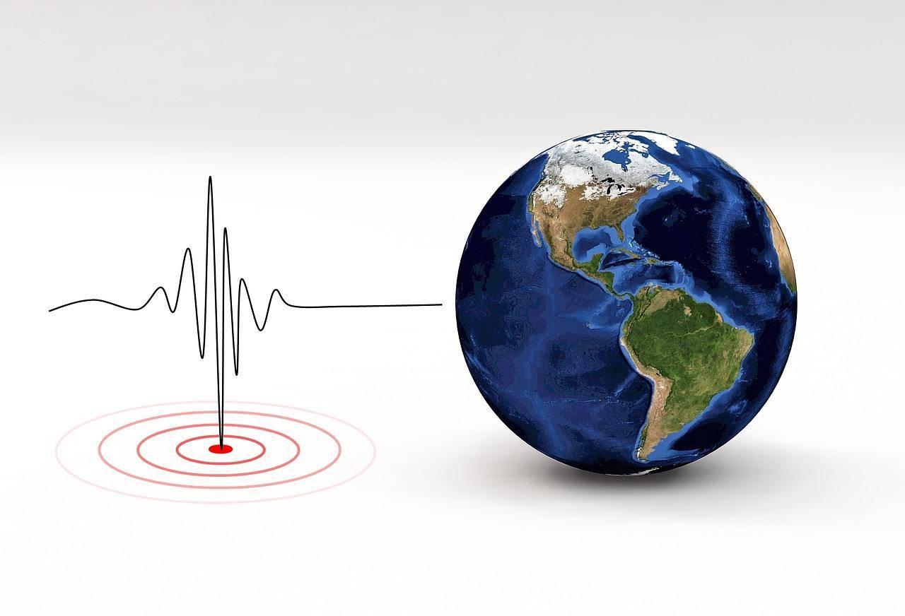 Terremoto Algeria