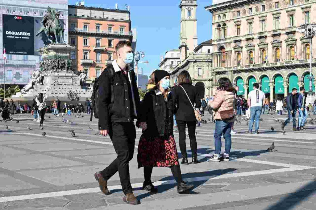 Turisti Coronavirus Italia