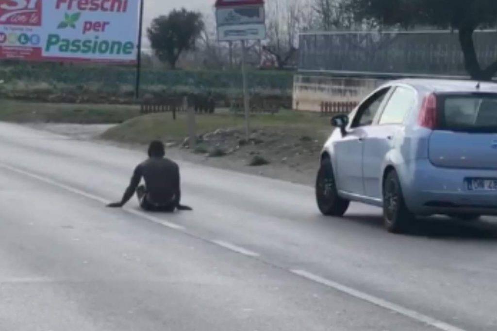 Nigeriano ginnastica Salvini