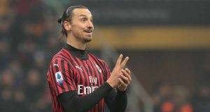 Zlatan Ibrahimovic derby Milano