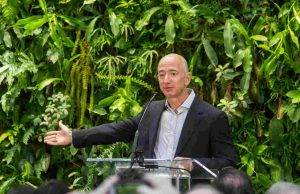 cambiamenti climatici Bezos