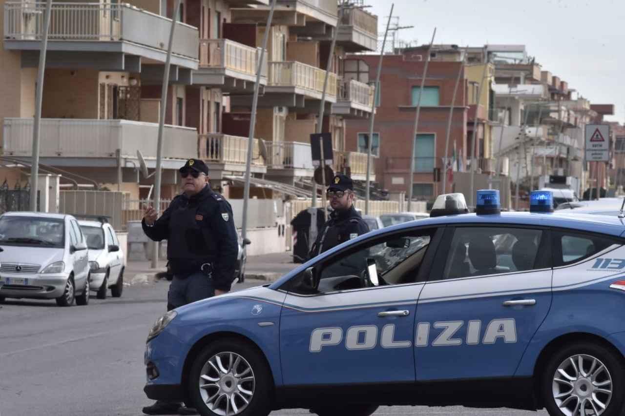 brescia poliziotto suicida