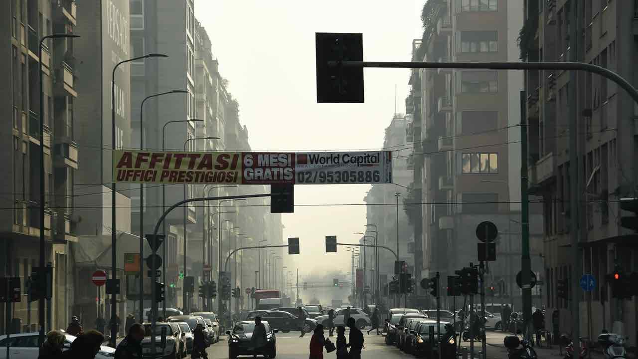 coronavirus inquinamento veicolo trasporto diffusione