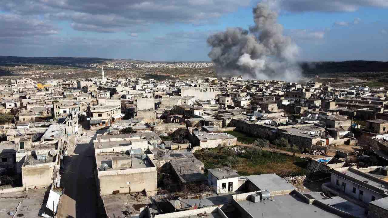 idlib siria turchia