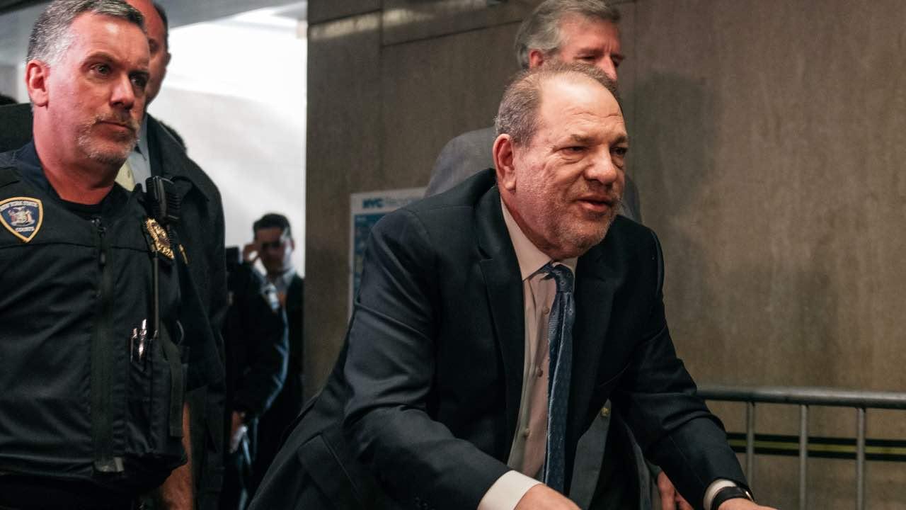 Weinstein ha il coronavirus: in isolamento in prigione