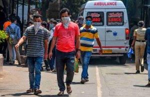 Ambulanza in India