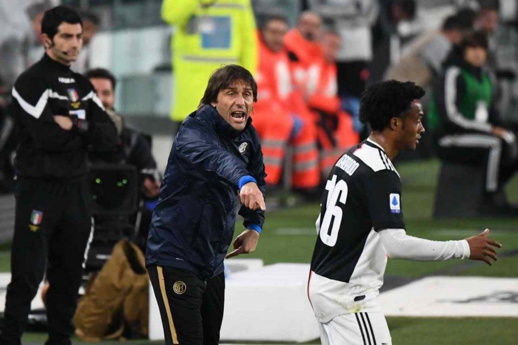 Antonio Conte Juventus Inter