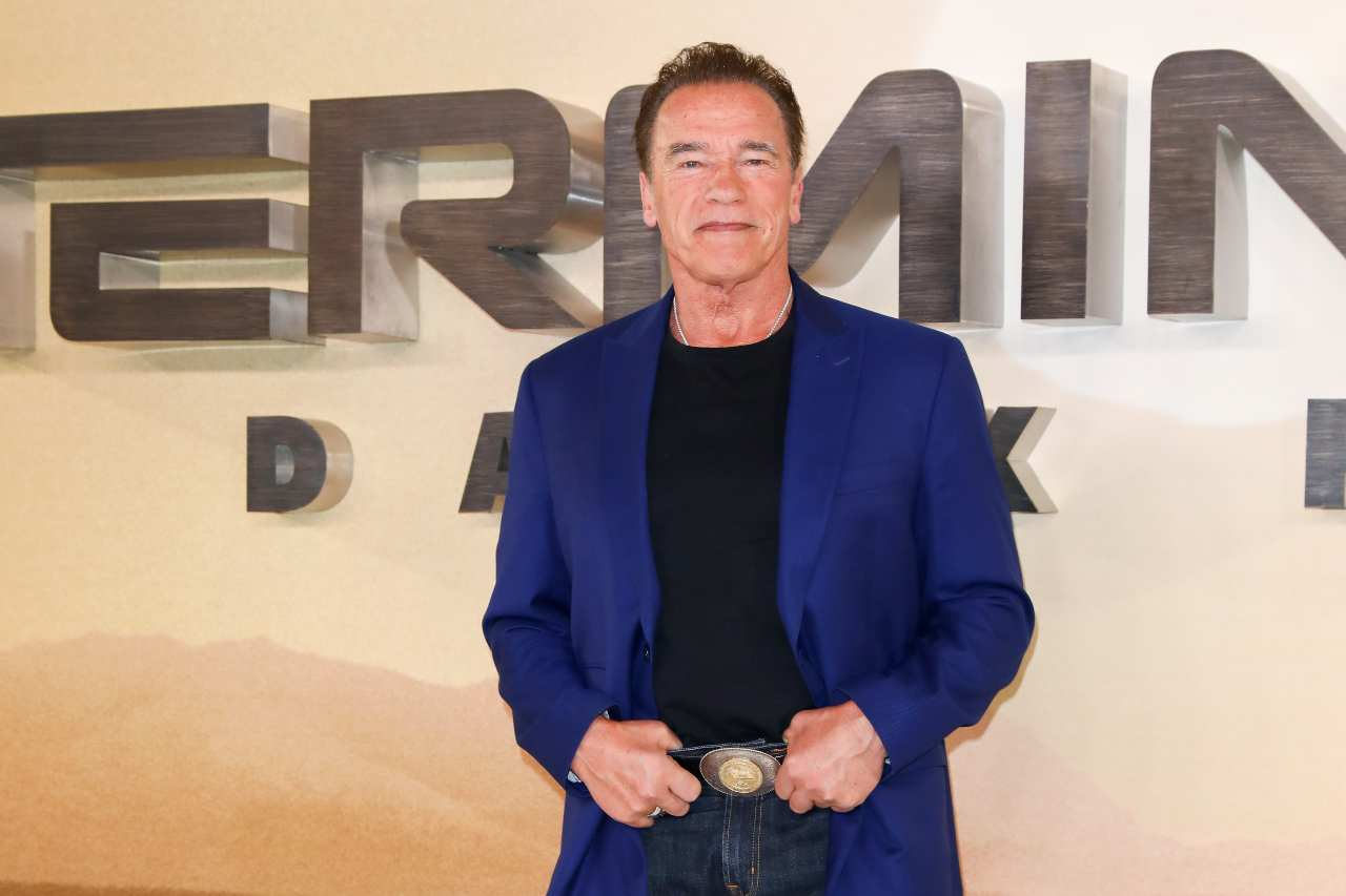 Schwarzenegger Coronavirus