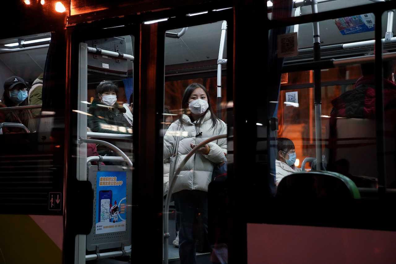 Autobus in Cina