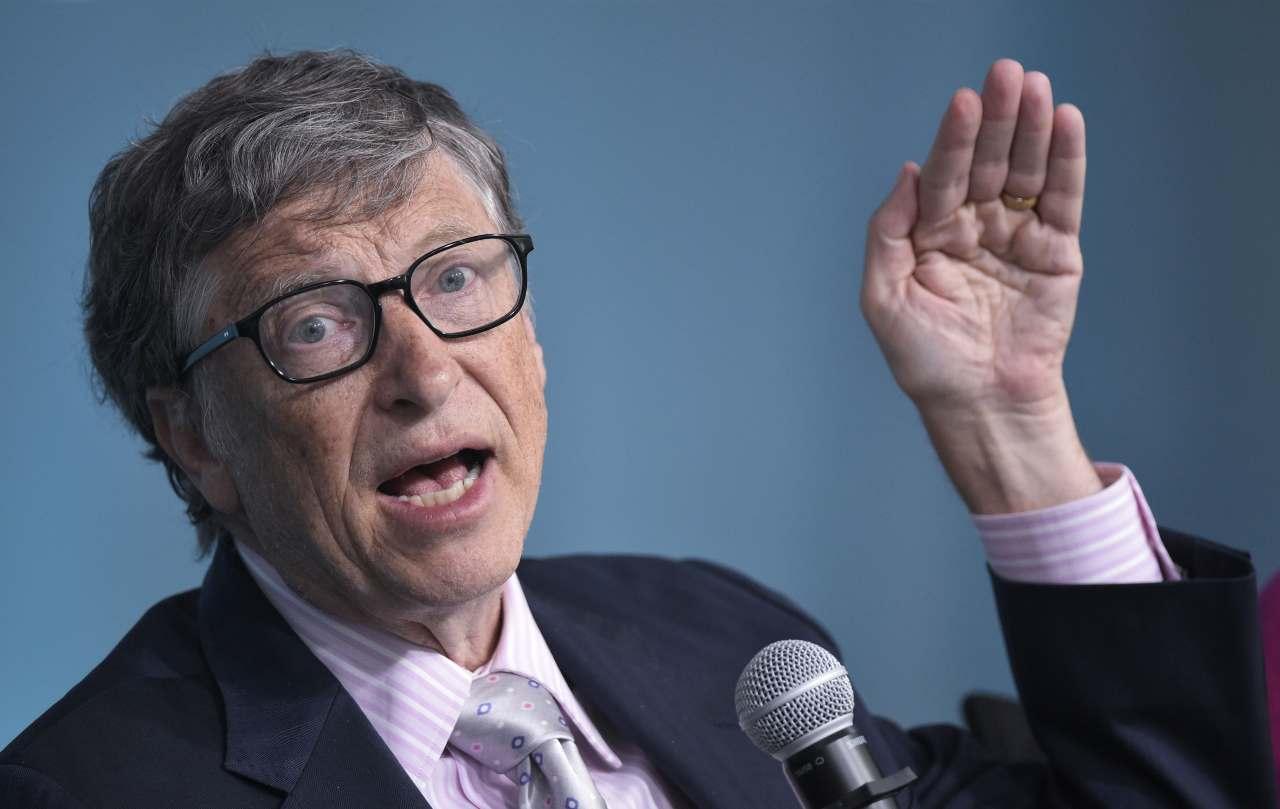 Bill Gates vaccino